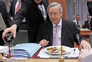 Boggart Abroad: EU's Juncker under pressure to resign after Brexit: After making typically idiotic comments on the Brexit vote, EU President Jean Claude Drunkard, a man known to have brandy for breakfast, faces calls for his resignations from politicians in European Union member states.