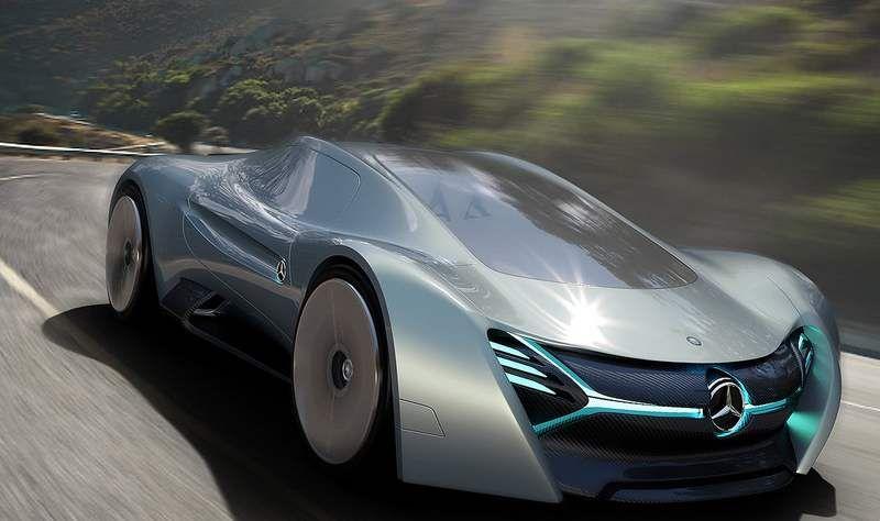 Elk mercedes electric concept car elk cars and luxury cars for Mercedes benz concept electric car