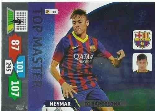 Panini ADRENALYN xl ligue des champions 2013 2014 13 14 Neymar Jr Limited EDITION
