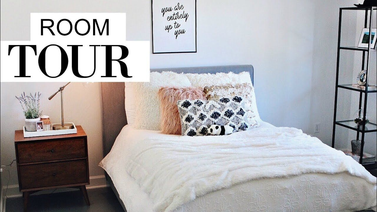 Pinterest Inspired Room Tour 2017 With Images Room