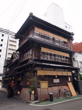 東京の国登録有形文化財・都選定歴史的建造物の現役飲食店 - NAVER ...