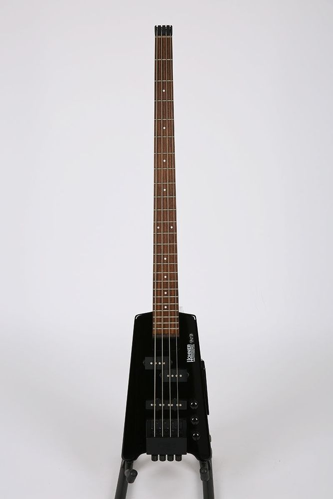 all black .. waterslide Greco Electric Bass