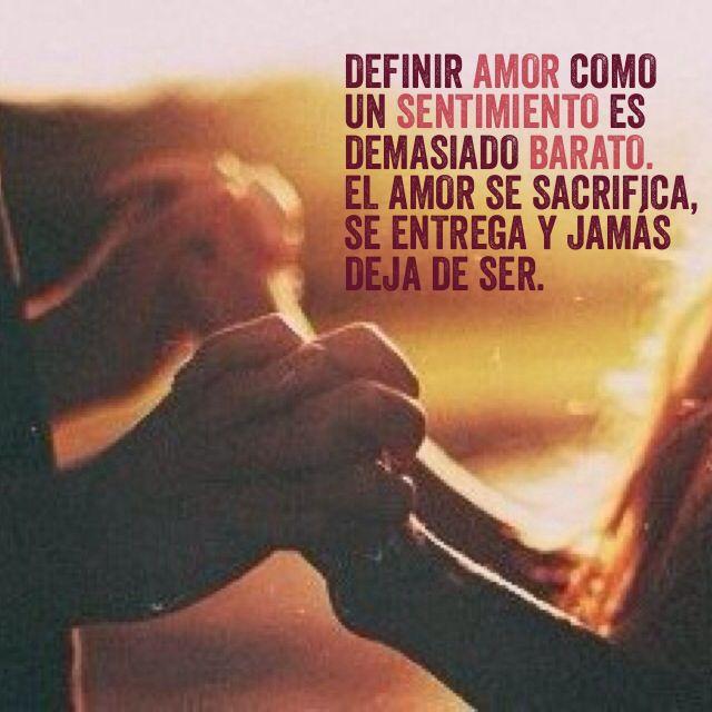 Amor Verdadero Sentimiento Words Spanish Quotes Quotes