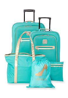 17 Best images about Luggage Sets on Pinterest | Bags, Metallic ...