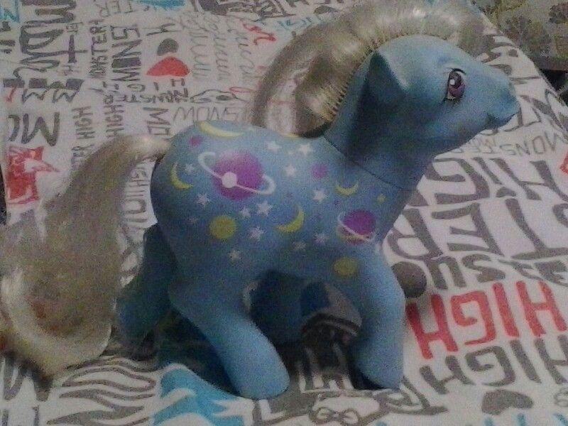 My Little Pony Twice As Fancy Pony Night Glider