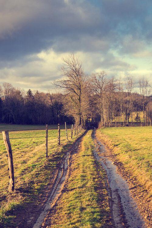 Countryside...light