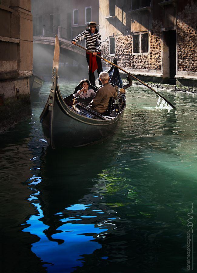 The secret Venice by Daniel Metz