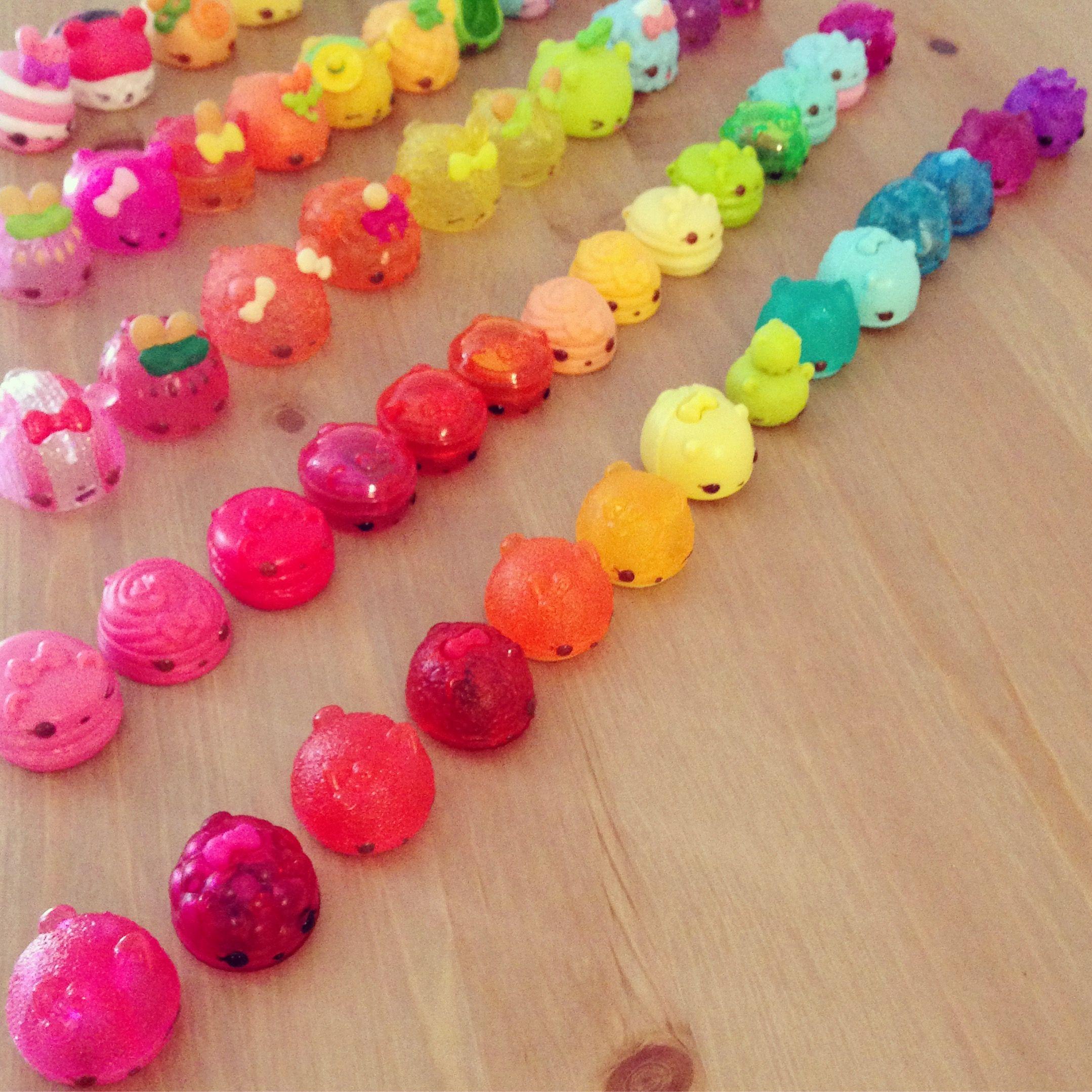 Num noms rainbow kawaii numnoms Num Noms Pinterest