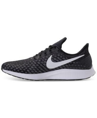 e6d54313c Nike Men's Air Zoom Pegasus 35 Running Sneakers from Finish Line - Black  11.5