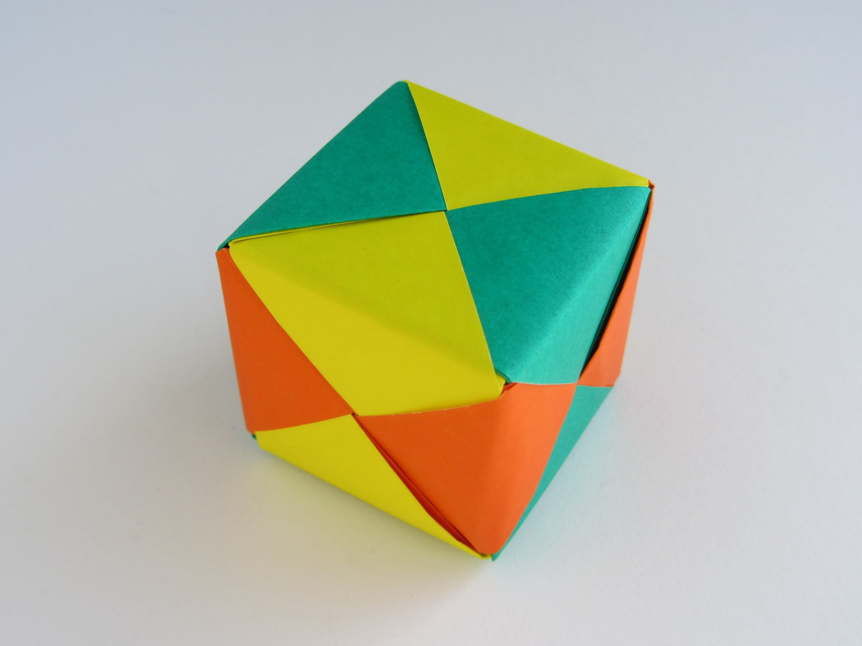 Origami from modules: history and features of art 42