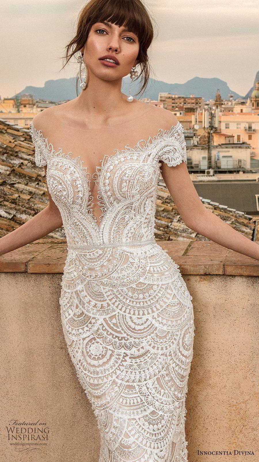 Innocentia Divina 2020 Wedding Dresses Sicilia Bridal Collection Wedding Inspirasi Short Wedding Dress Wedding Dress Inspiration 2020 Wedding Dresses [ 1604 x 900 Pixel ]
