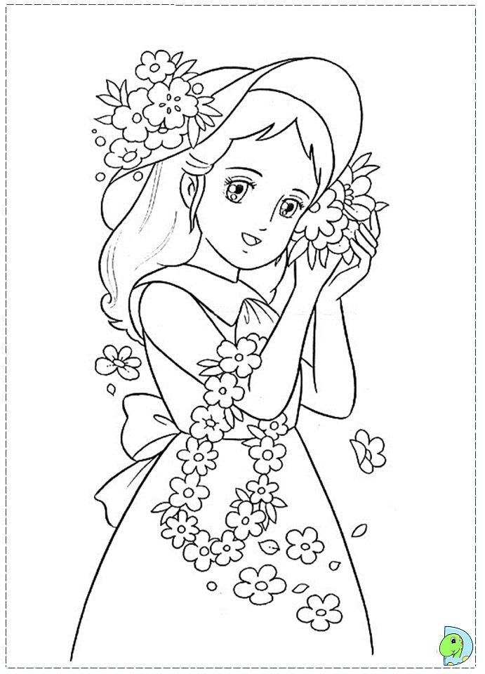Lovely Sarah Coloring Pages Coloring Pages Cute Coloring Pages Disney Coloring Pages