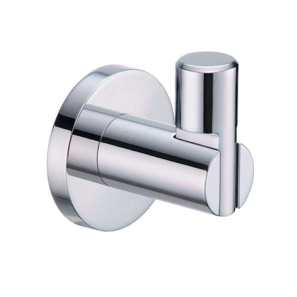 gatco bathroom accessories. Gatco 4685 Channel Single Robe Hook, Chrome - Bath Towel Hooks Amazon.com Bathroom Accessories