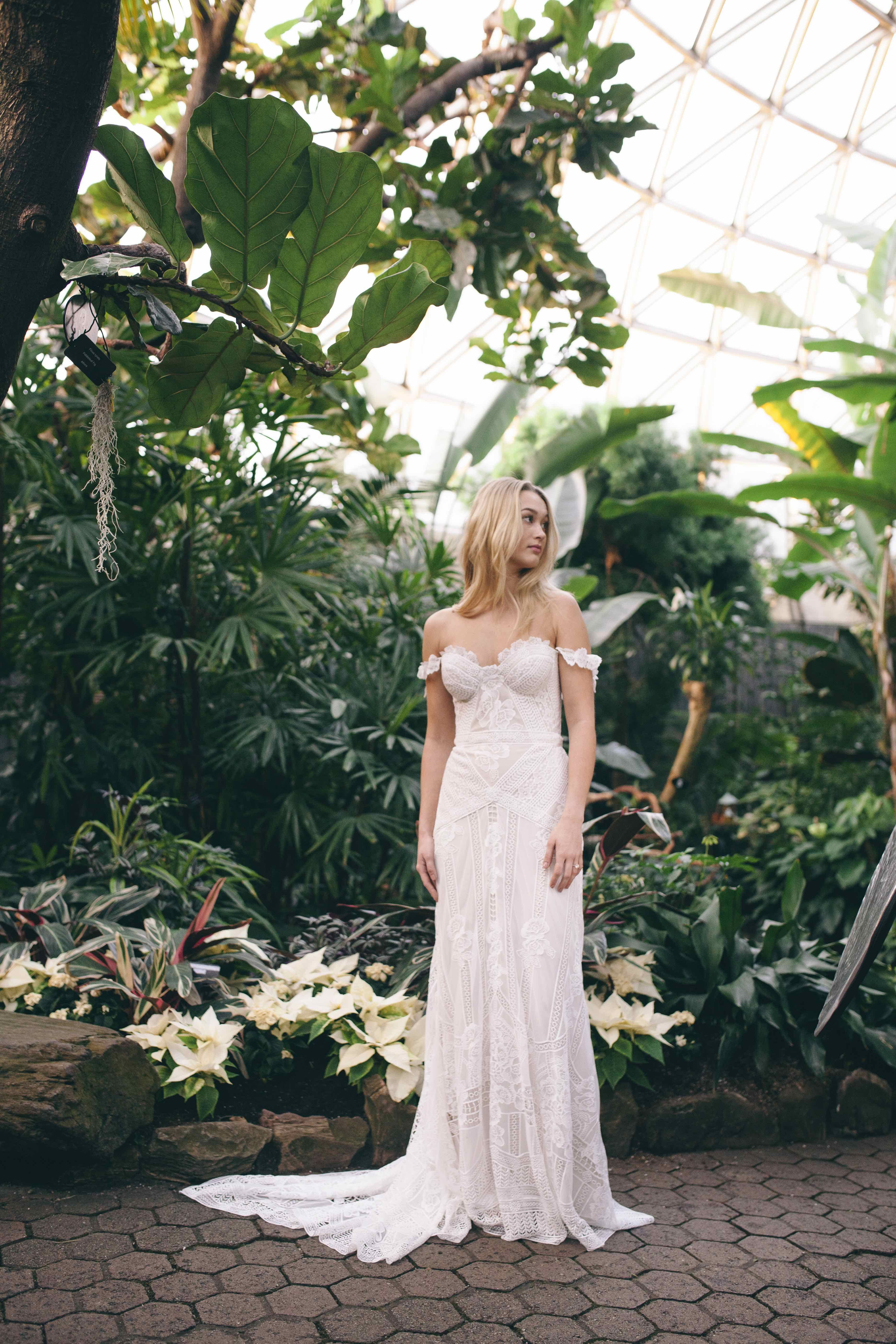 Union Bridal - WILD LOVE Fox by @ruedeseinebride available at Union ...