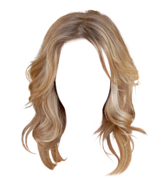 hairStyle1009.png (500×604) Hair png, Long hair wigs