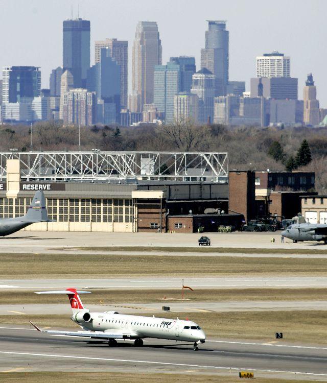 #16: Minneapolis St. Paul International Airport