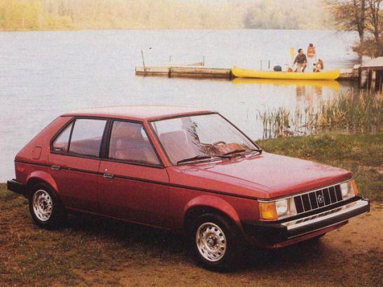1978 Plymouth Horizon * yes, I had one* WAAAANT