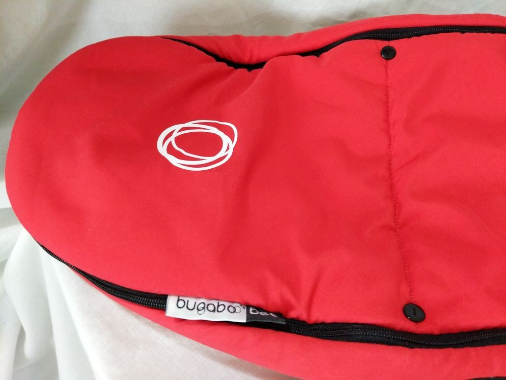 Bugaboo Baby Cocoon Light Red