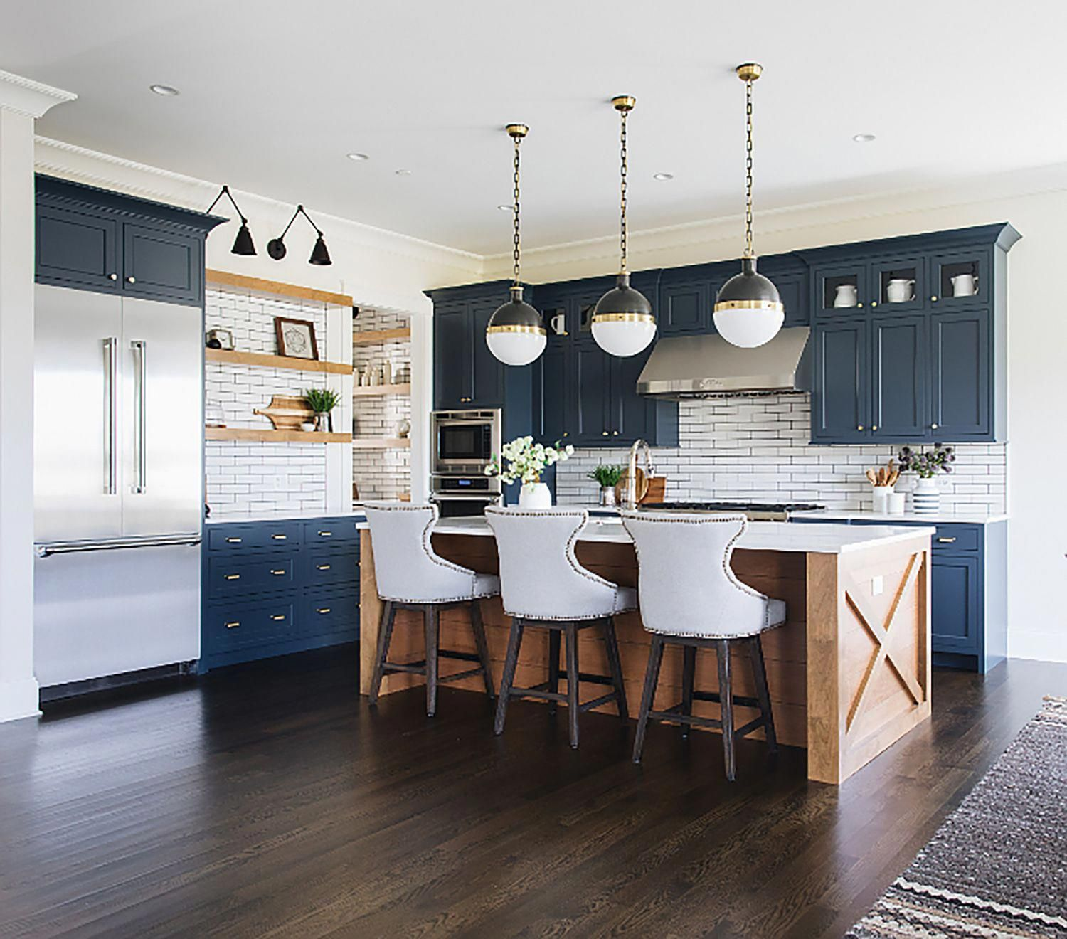 Renovate and relook kitchen shelves (With images
