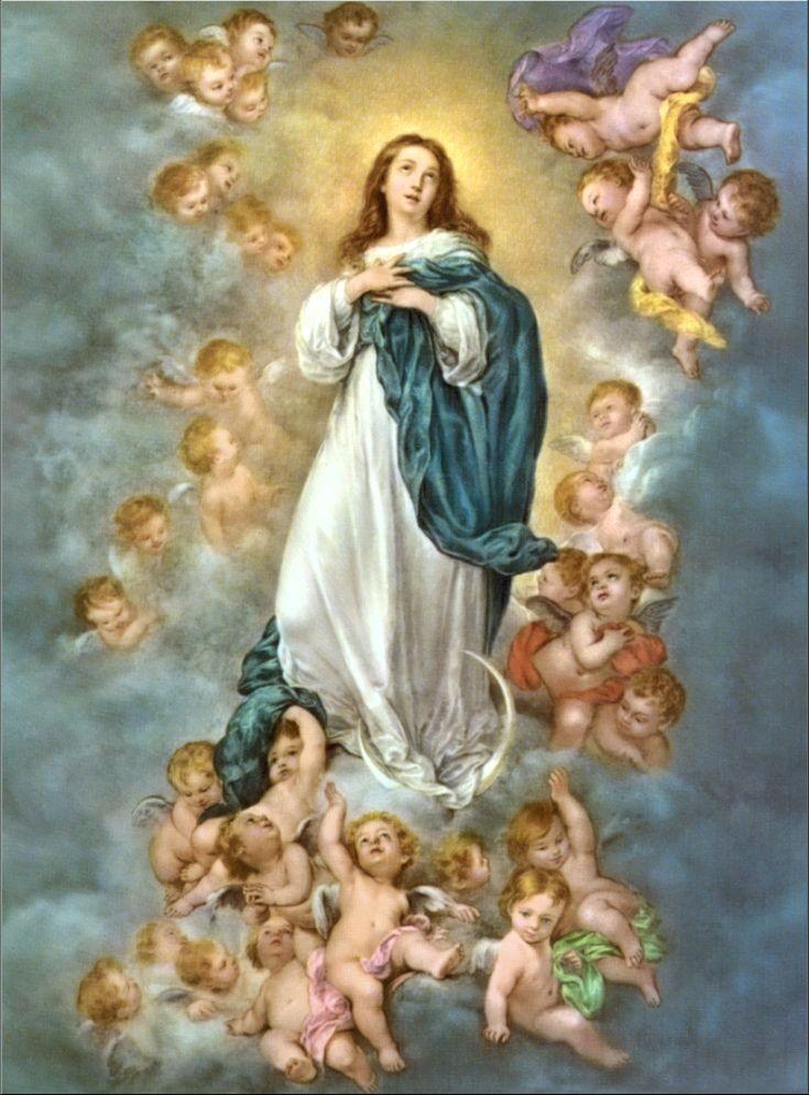 IMMACULATE CONCEPTION 2 | Símbolos Cristãos | Pinterest | Heilige ...
