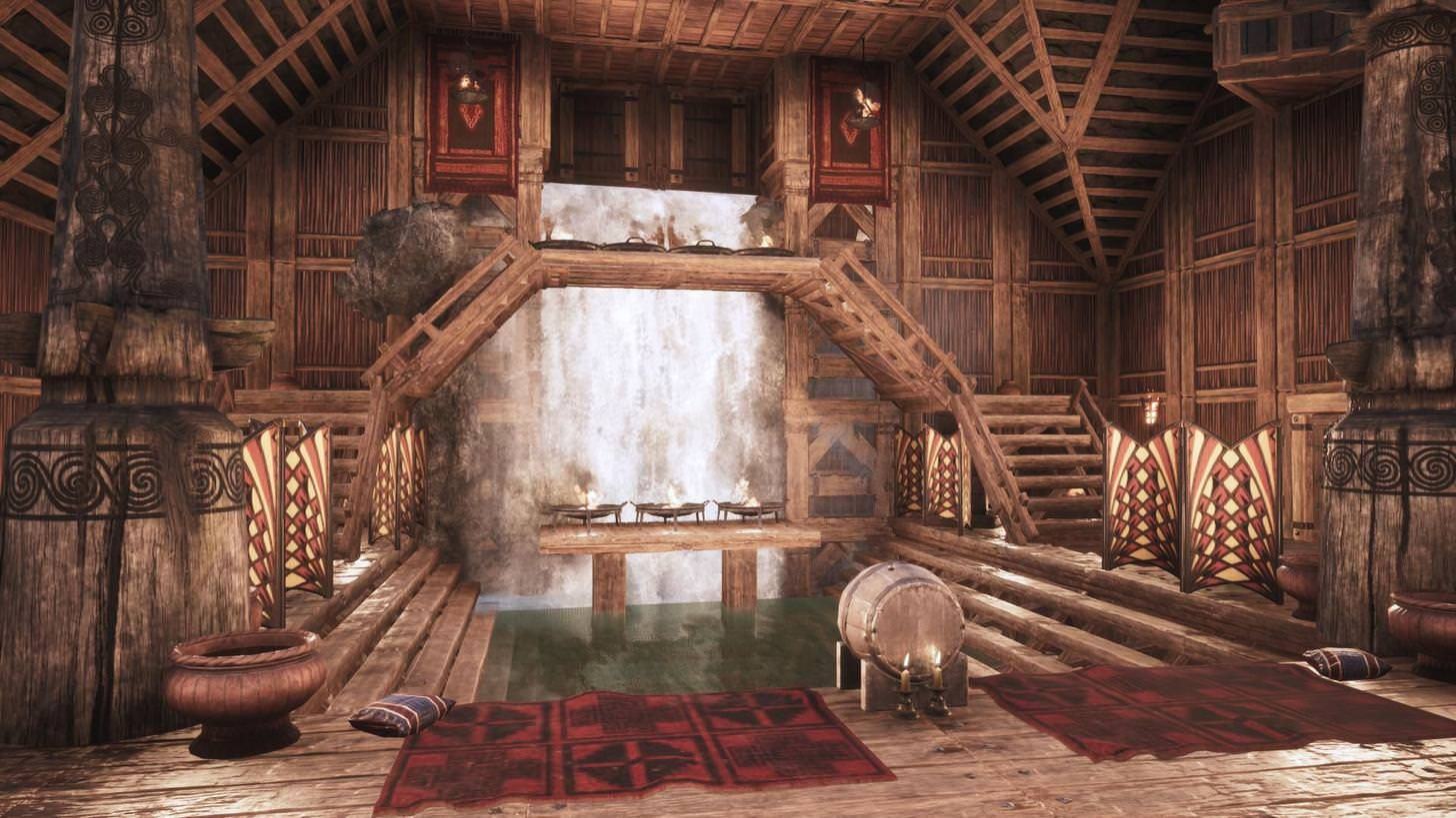Random Bases And Structures From Conan Exiles Conan Exiles Ark Survival Evolved Bases Conan