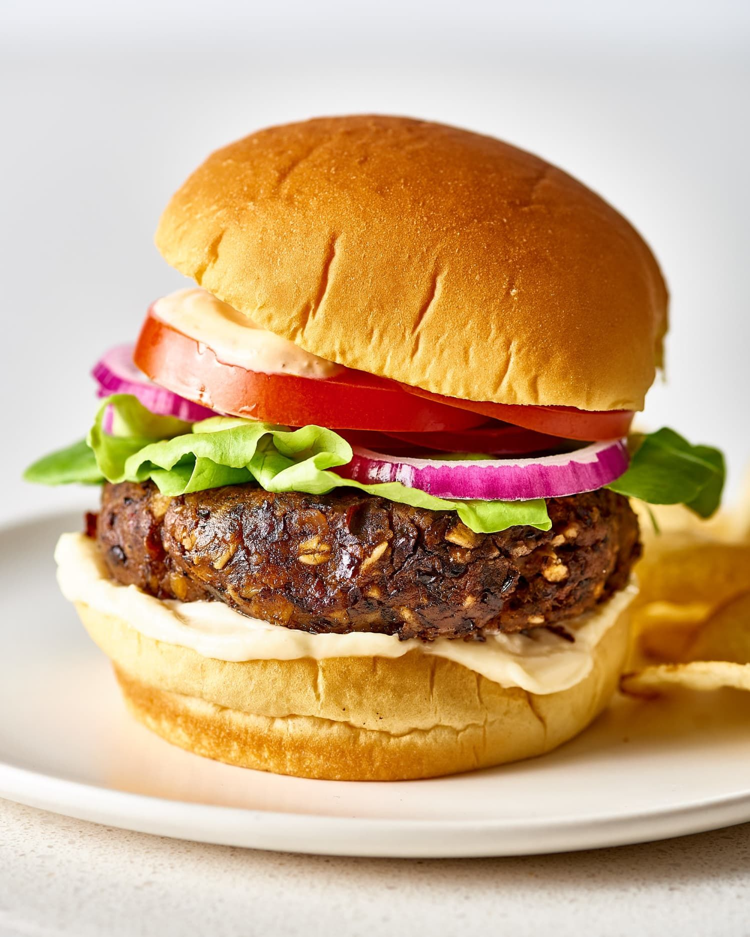 This 5 Ingredient Black Bean Burger Is The Only Veggie Burger Recipe You Need Recipe Veggie Burgers Recipe Easy Veggie Burger Veggie Burger