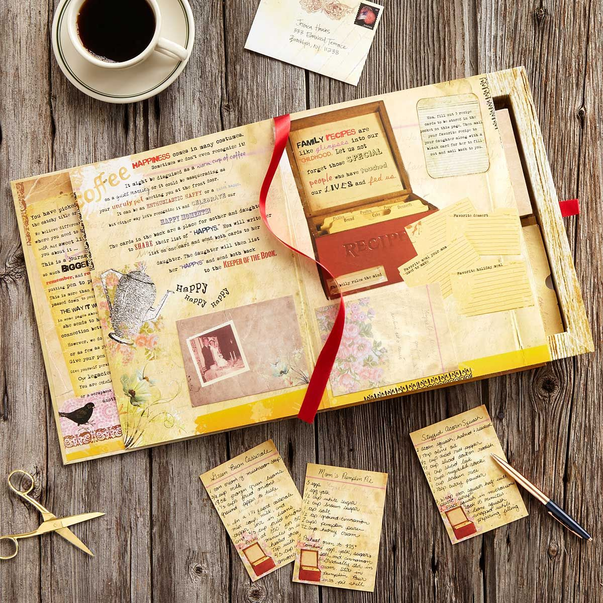 Mother & Daughter Letter Book Set Treasured Passages
