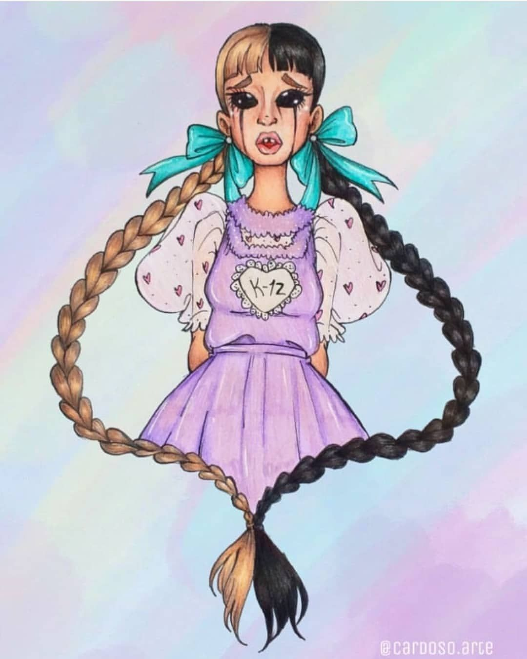 Pin By Ouddist On Melanie Martinez Melanie Martinez Anime Melanie Martinez Drawings Melanie Martinez