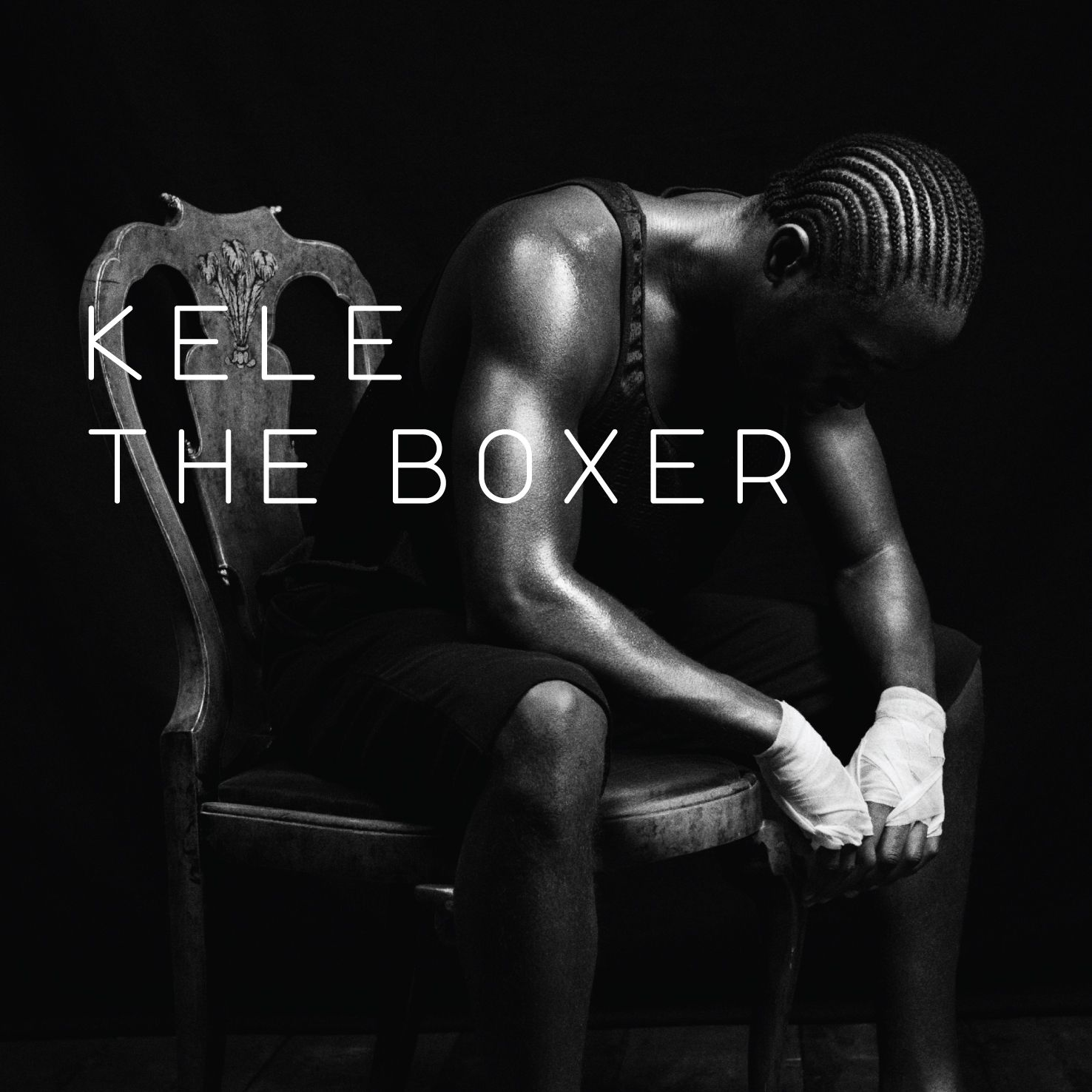 The Boxer By Kele Music Album Covers Boxer Fearless Album