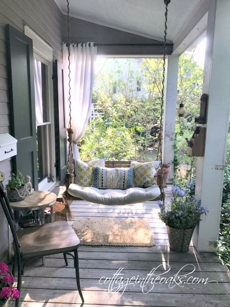 Spring Into Summer Front Porch Ideas House With Porch Summer