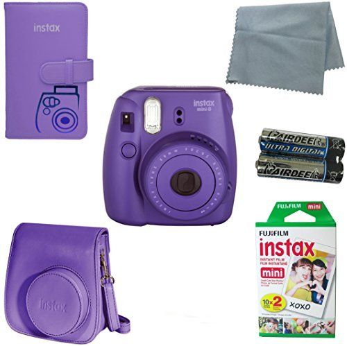 Pin By Angelica On Purple Fujifilm Instax Mini Fujifilm Instax