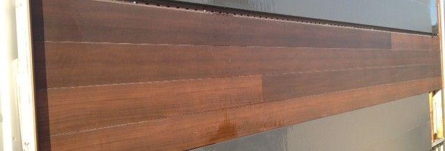 Harry Wood Products- EEKO CORP Maison Revetement exterieur - pose pave de verre exterieur
