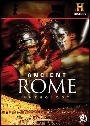 The Ancient Rome Anthology A&E Entertainment http://www.amazon.com/dp/B0089PZC8I/ref=cm_sw_r_pi_dp_23aRub0KYCATA