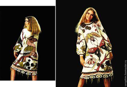 fbc1ed4a274 Платья ручной работы. Ярмарка Мастеров - ручная работа. Купить Платье  вечернее вязаное.