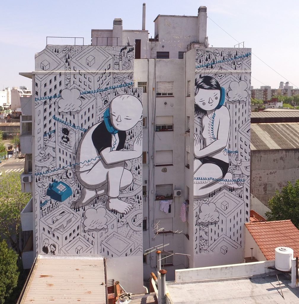 """""""How Did We Get So Far Apart"""" by Millo in Buenos Aires"""