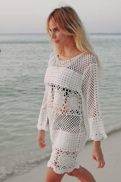 Outfits para playa para mujer