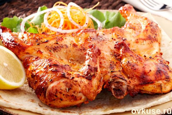 Как вкусно зажарить курицу