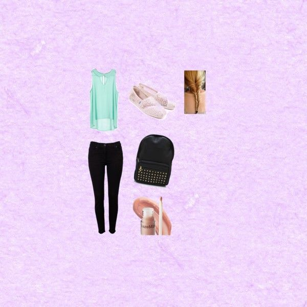 """""""school"""" by tavica ❤ liked on Polyvore"""