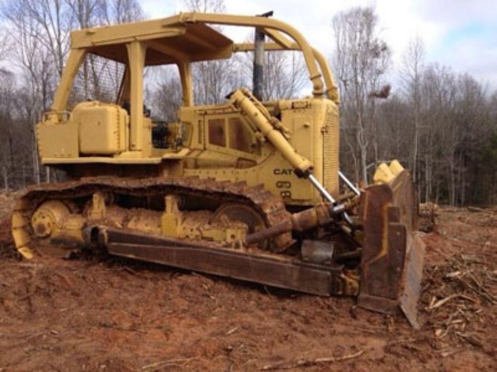 Caterpillar D7G Crawler Dozers for Sale :: Construction