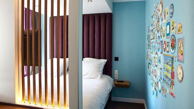 place au bois contemporain l h tel du jeu de paume filtre claustra pinterest claustra. Black Bedroom Furniture Sets. Home Design Ideas
