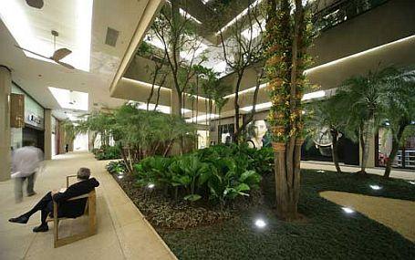 Shopping Cidade Jardim, Marginal Pinheiros, São Paulo, SP, Brasil - Studio Arthur Casas
