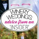 Expert tips for getting the most for your money when planning a winery wedding. Don