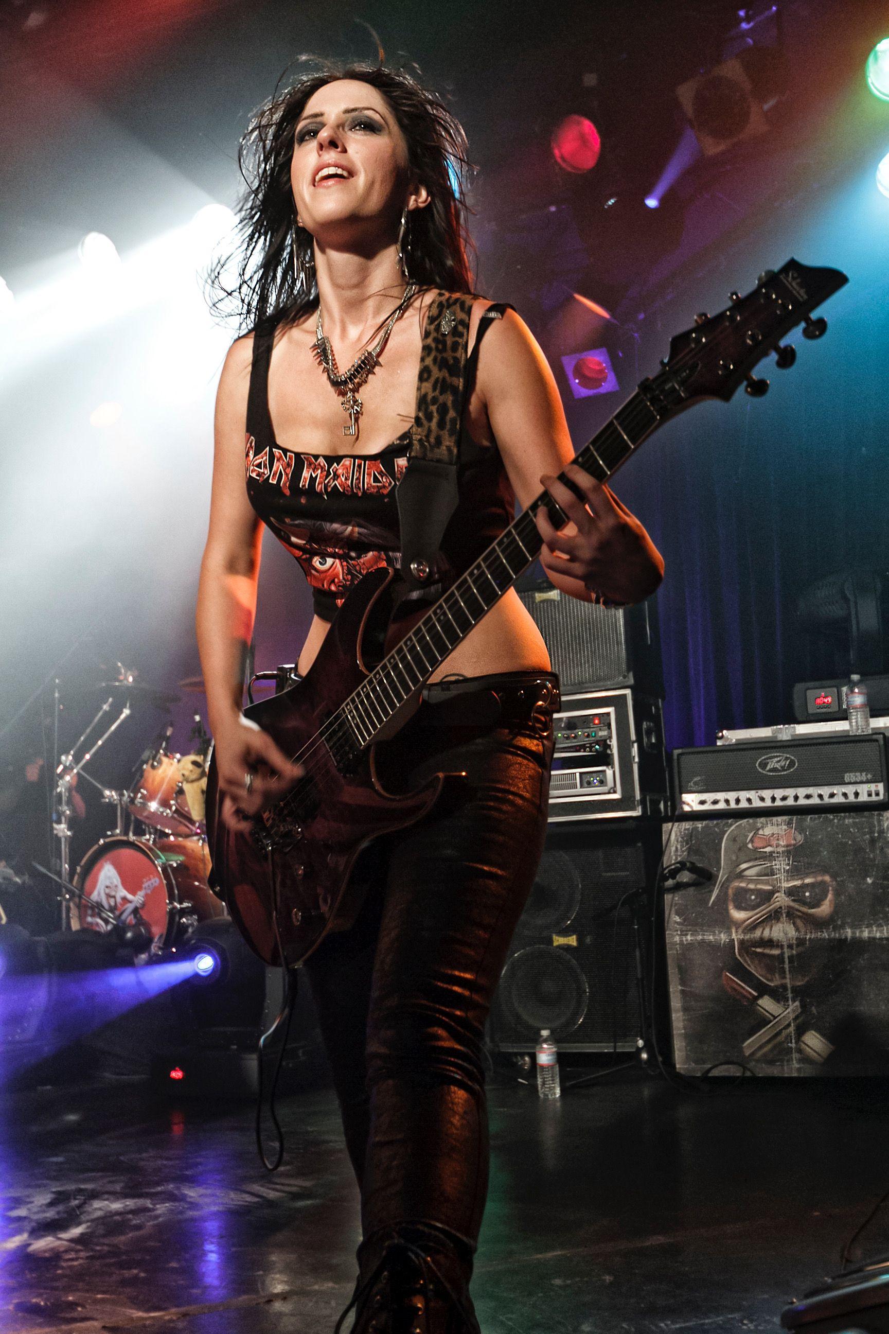 20 Nikki Stringfield ideas | female guitarist, guitar girl, women of rock