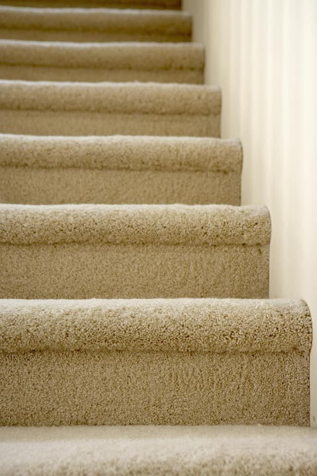 How To Install Carpet On Stairs Carpet Installation Carpet   Putting Carpet On Stairs   Design   Wear And Tear   Commercial   Stair Turned   Step