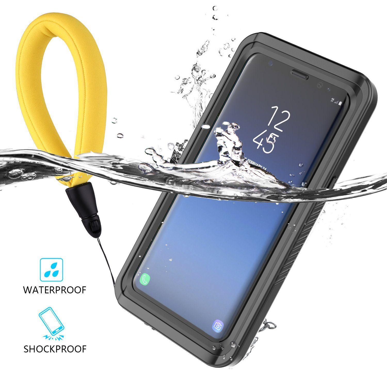 Coque Samsung Galaxy S9, CaseFirst étui étanche Housse