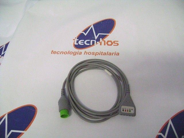Cables ECG | Tecnhos :: Venta de Equipo Médico San Luis Potosí ...