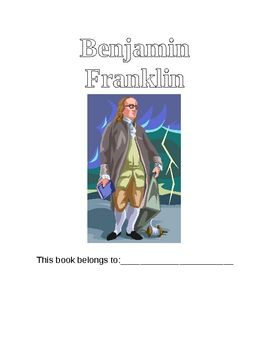 benjamin franklin 19 pages of fun activities fun activities activities and social studies. Black Bedroom Furniture Sets. Home Design Ideas
