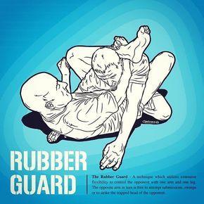 """173 curtidas, 4 comentários - GARTISTA (@artbygartista) no Instagram: """"Rubber Guard Position Study @bjjstyle - Issue 28 #jjstyle #rubberguard #peterpan #bjj #bjjart…"""""""