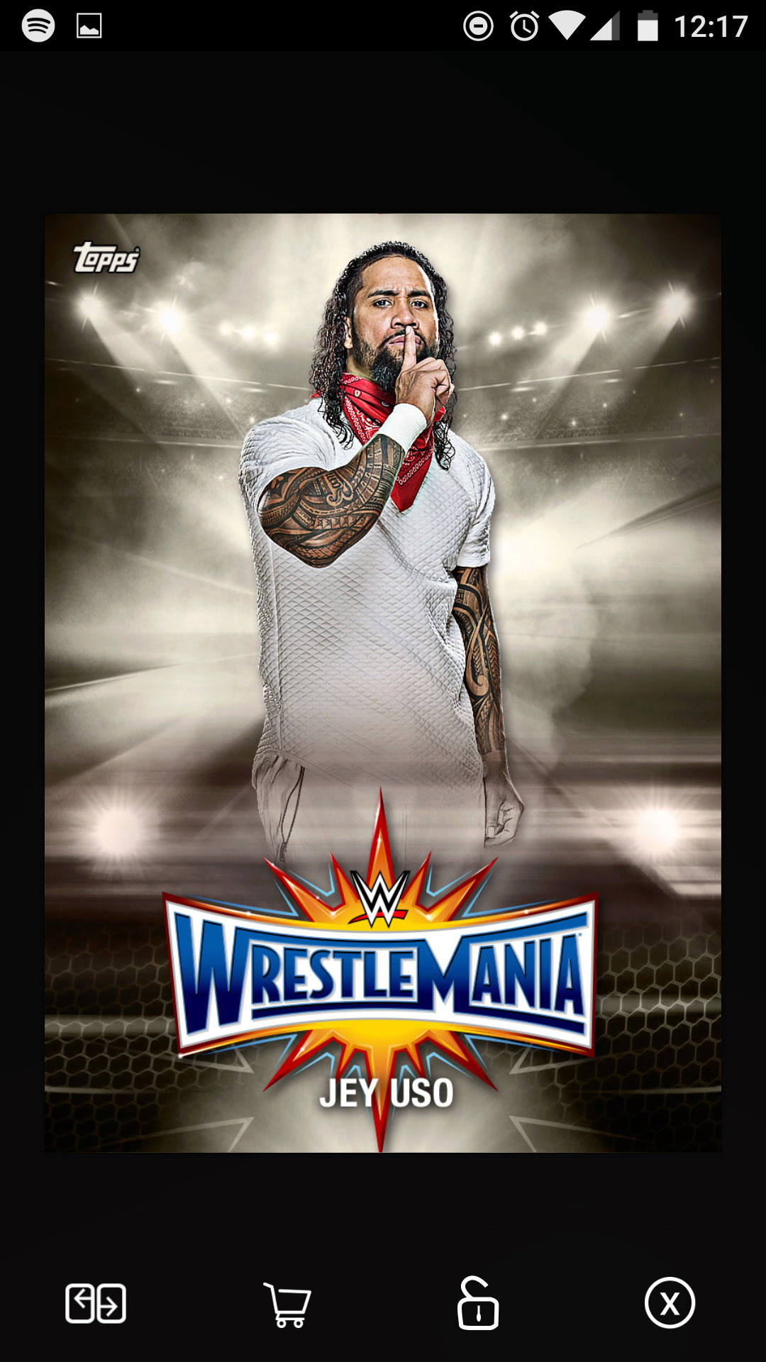 excellent Wrestlemania Jey Uso Wrestlemania, Fear the