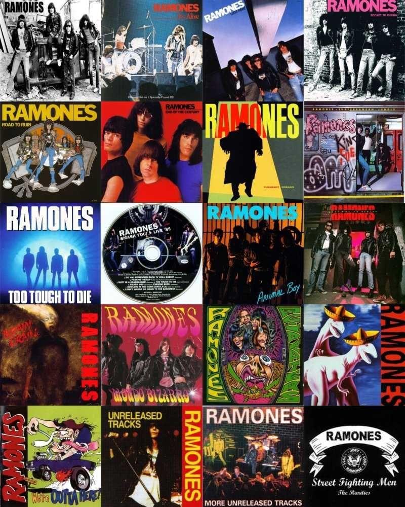 Ramones albums | the ramones | Pinterest